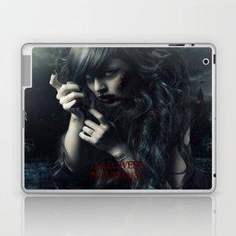 Halloween Nightmare Art Laptop & iPad Skin