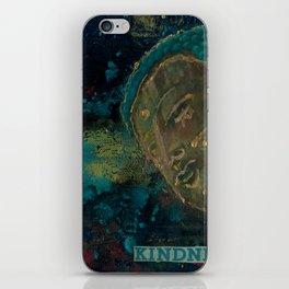 Kindness iPhone Skin