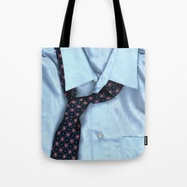 Friday Night - Men's Fashion Art By Sharon Cummings Tote Bag