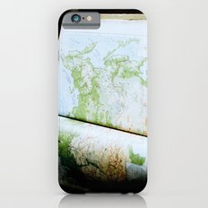 Vintage Map iPhone 6s Slim Case