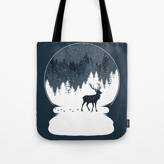 Boule à Neige Tote Bag