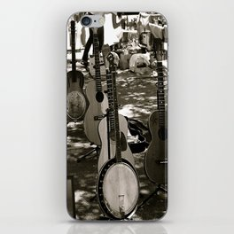 The Band iPhone Skin