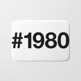 1980 Bath Mat