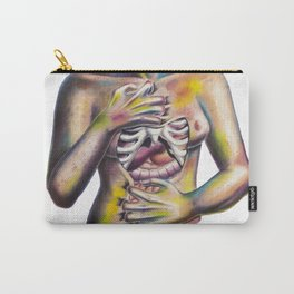 Hold Yourself Together Carry-All Pouch