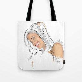 Lute Tote Bag