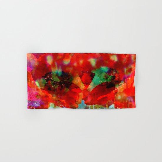 Simple as flowers Hand & Bath Towel