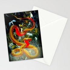 Aboriginal Art #3 Stationery Cards