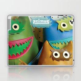 Alt. Album Cover: Green Naugahyde Laptop & iPad Skin