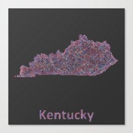 Kentucky Canvas Print
