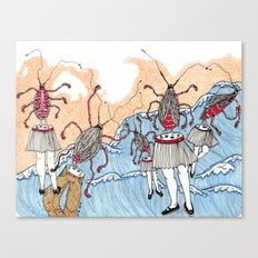 Cockroach Canvas Print