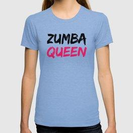 Zumba Queen T-shirt