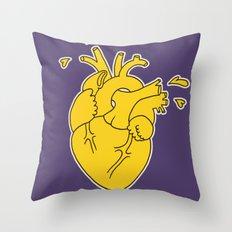 DETOX // RETOX Throw Pillow