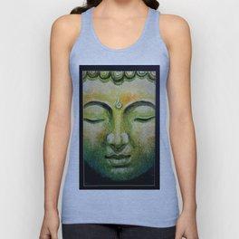 Lord Gautama Buddha Face Unisex Tank Top