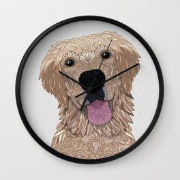 Sweet Honey Wall Clock