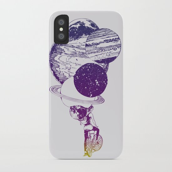 Time for Ride iPhone Case