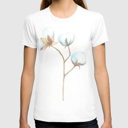 Cotton fields T-shirt