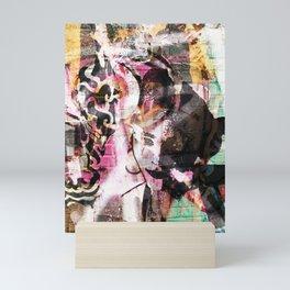 Bowery and Rivington Mini Art Print