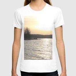 Kits Beach Sunset 2 T-shirt