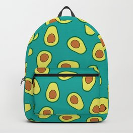 Avocado Pattern (green) Backpack
