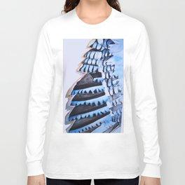 Blue Jay Wing Long Sleeve T-shirt