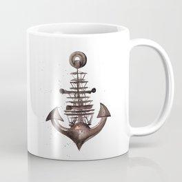 Ship's Anchor Coffee Mug