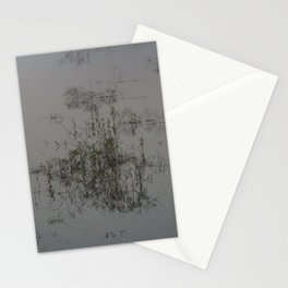 Writing on the lake Stationery Cards