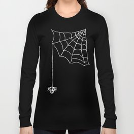 something webby this way comes Long Sleeve T-shirt