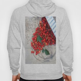 Who Spilled the Cherries! Hoody