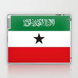 Somaliland republic flag somalia Laptop & iPad Skin