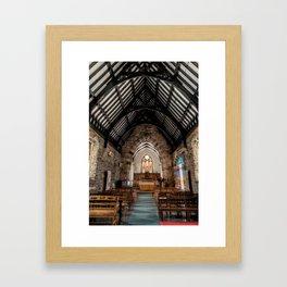 St Tudcluds Church Framed Art Print