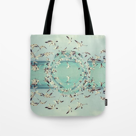 Flight.  Tote Bag