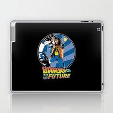 Bark to the Future Laptop & iPad Skin