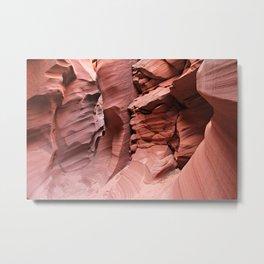 Antelope Canyon 004 Metal Print