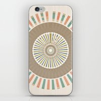 infinity iPhone & iPod Skins featuring Infinity by Tammy Kushnir