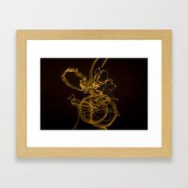 Moon 3 Framed Art Print