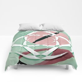 Abstract 2017 050 Comforters