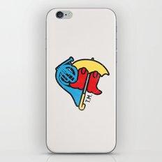Hey Beautiful iPhone & iPod Skin
