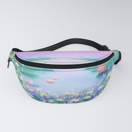 Pools of Blessing After Rain Fanny Pack