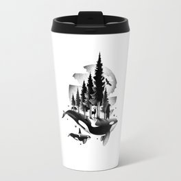 GREETINGS FROM THE PACIFIC NORTHWEST Travel Mug
