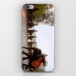 Typical Transportation iPhone Skin