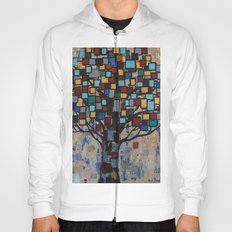 :: Stained Glass Tree :: Hoody