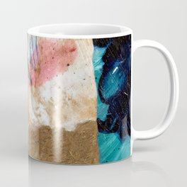 Colours of the wind, and gold. Coffee Mug