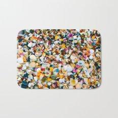 Crushed Sea Shells Bath Mat