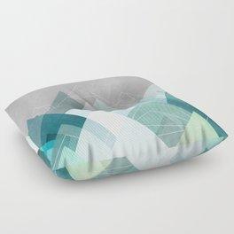 Graphic 107 X Floor Pillow