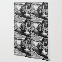 Ansel Adams - Hoover Dam Wallpaper