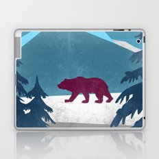 Bear pride walk Laptop & iPad Skin