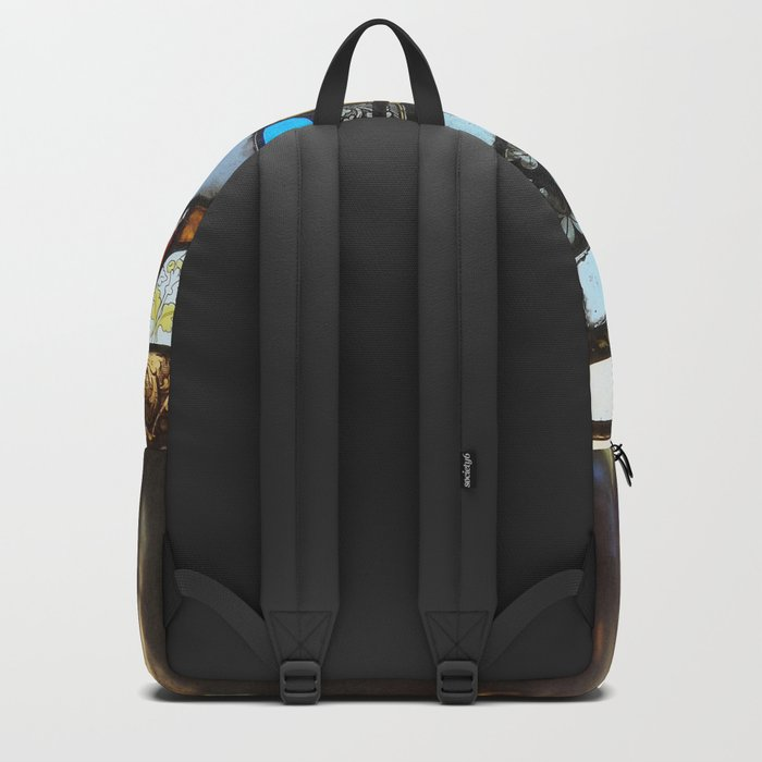 Beauty in Brokenness Andreas 2 Backpack