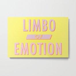 Limbo of Emotion Metal Print