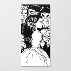 Labyrinth- Sarah Canvas Print