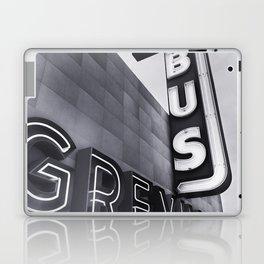 GREYHOUD BUS STATION Laptop & iPad Skin